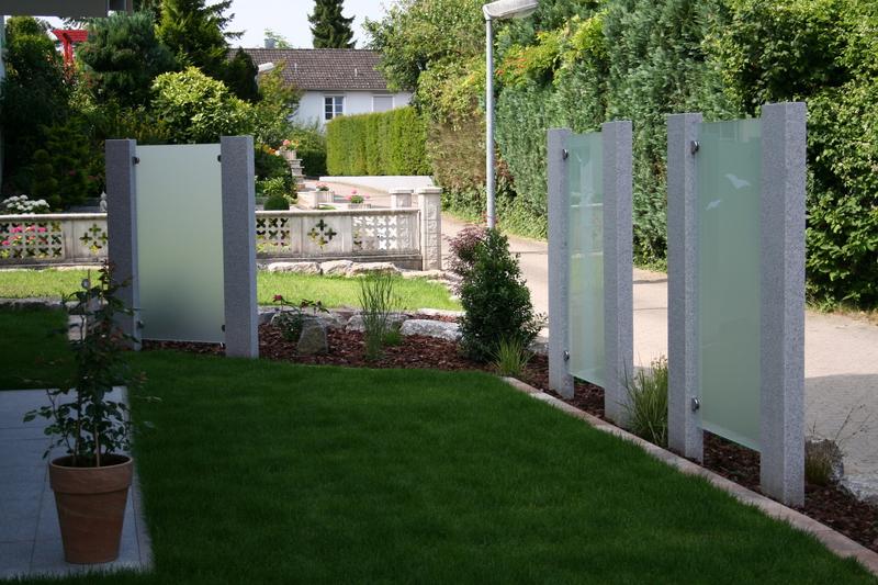Holz Trennwand Garten | ecocasa.info